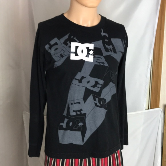 DC Star Other - DC * Graphic Long Sleeve T-Shirt Size L